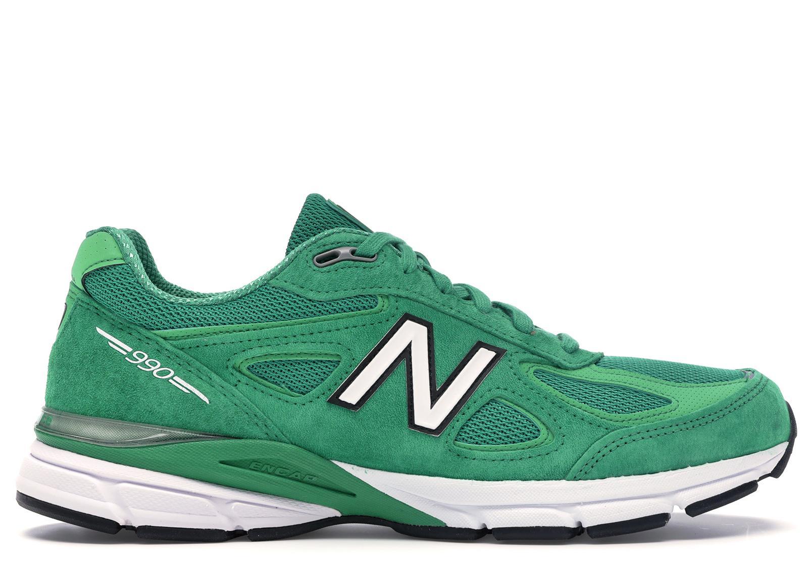 New Balance 990v4 Green for Men - Lyst