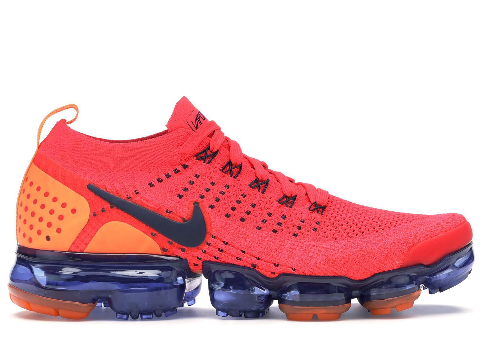 Nike Air Vapormax 2 Spiderman in Red