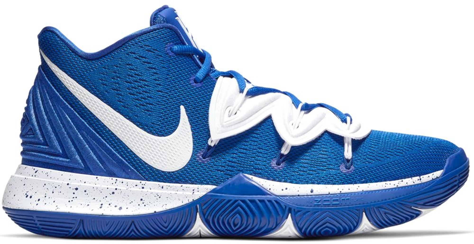 Nike Kyrie 5 Team Game Royal White in