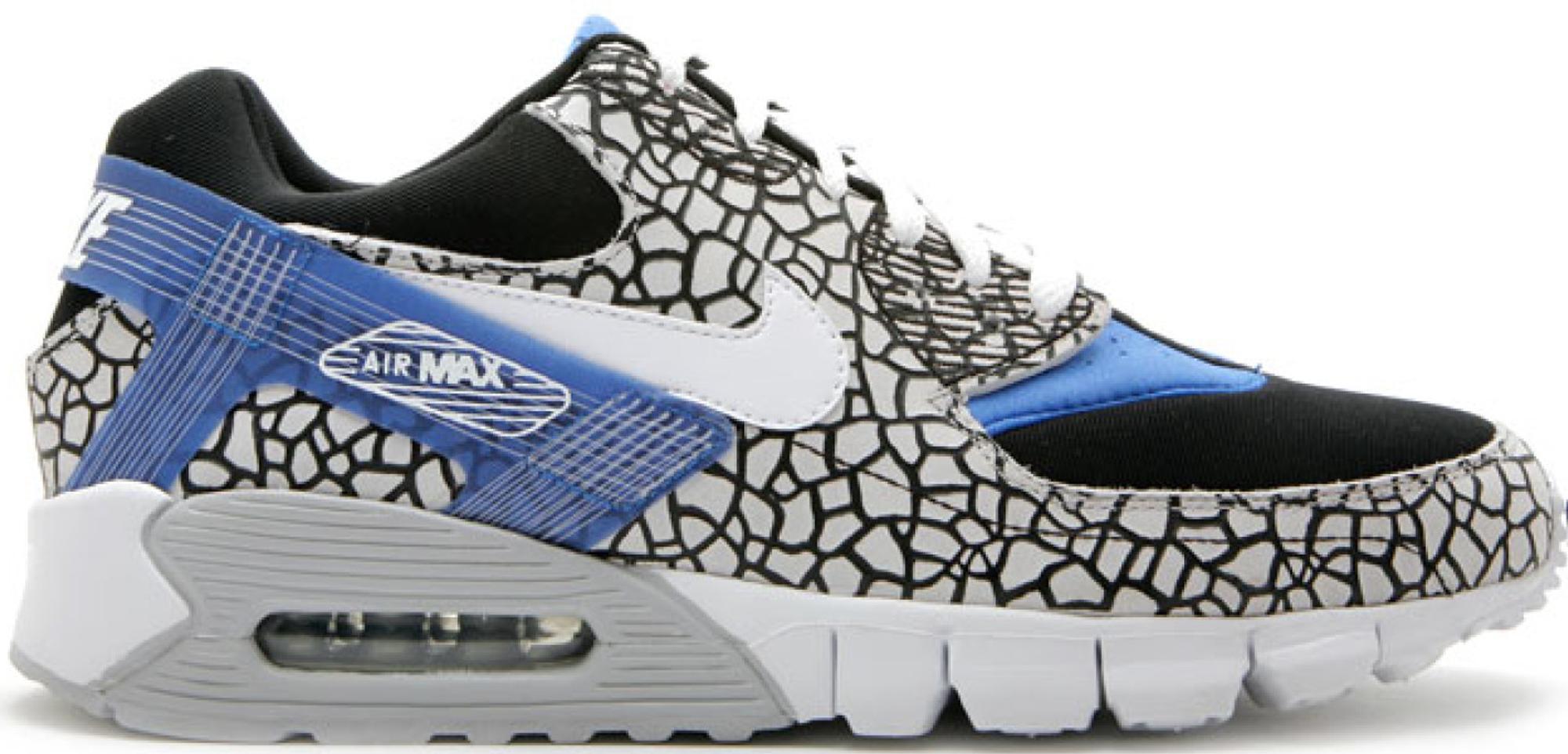 Herren Nike Air Max 90 Current Huarache Pr Dqm Schuhe Im