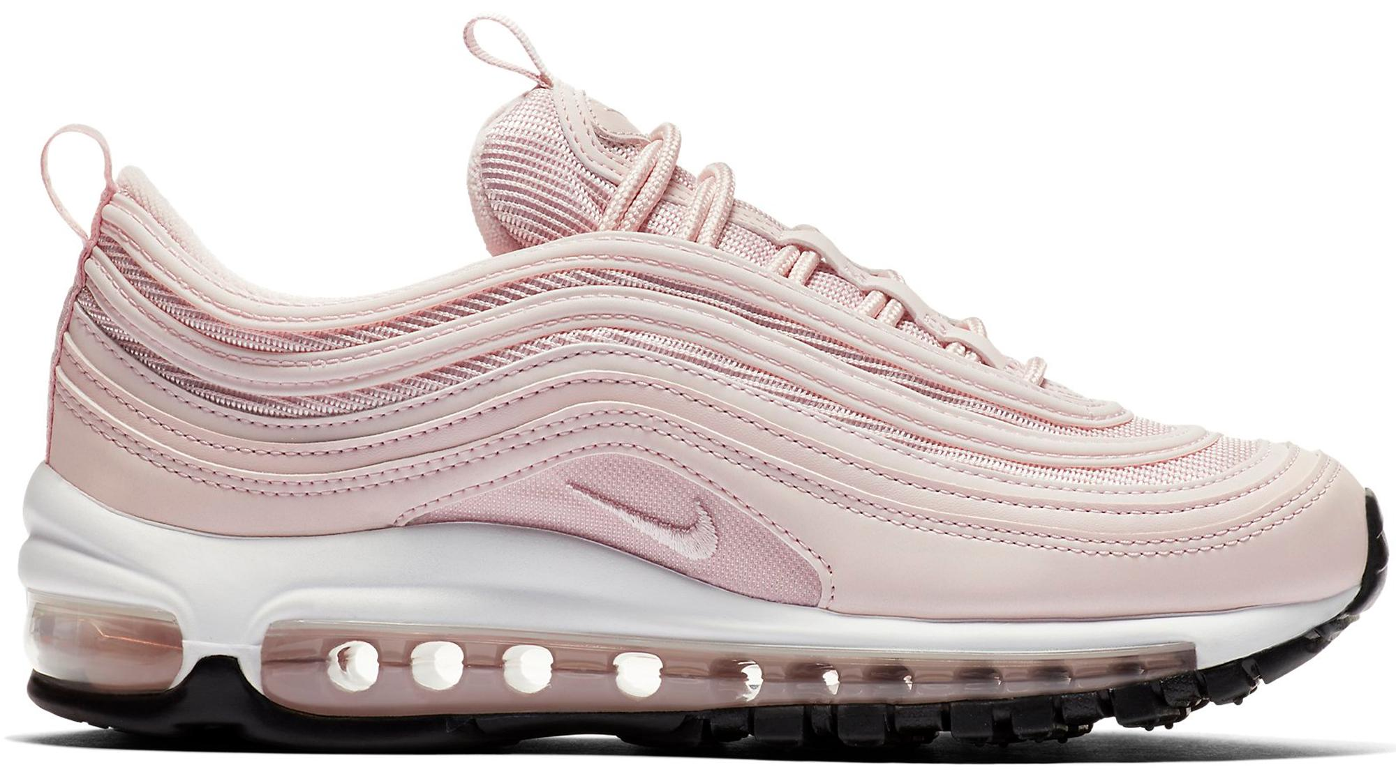 Nike Air Max 97 Barely Rose Black Sole