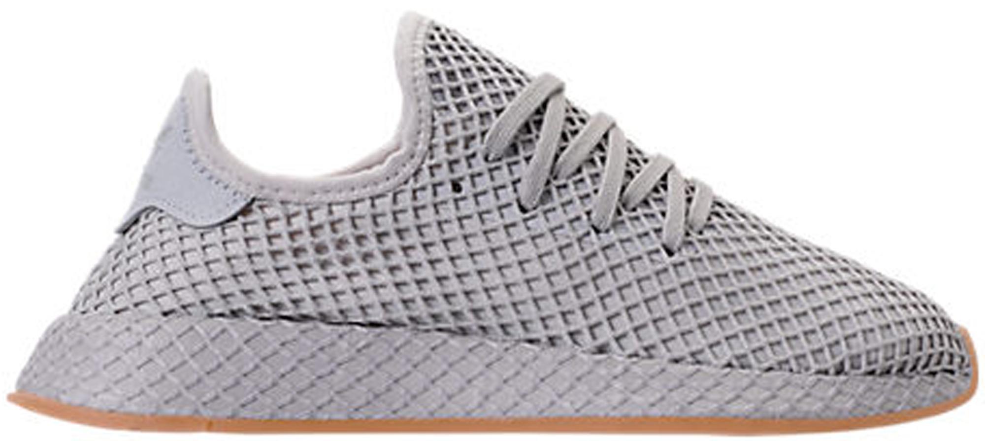 adidas Deerupt Muted Neons Grey Three