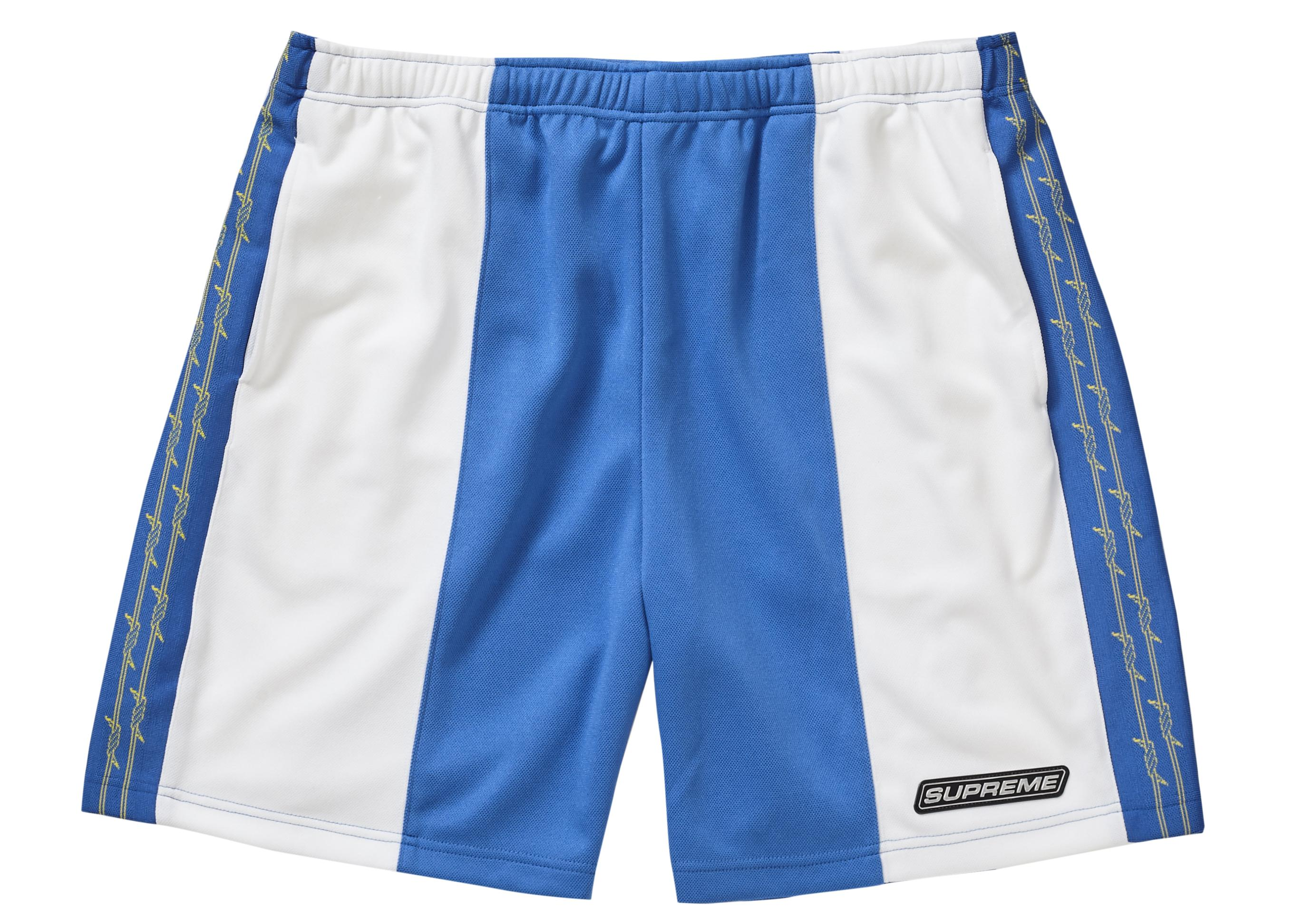 c8a3152776 Supreme - Barbed Wire Athletic Short White for Men - Lyst. View fullscreen