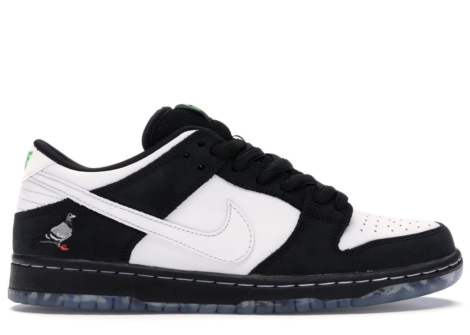 Nike Sb Dunk Low Staple Panda Pigeon in