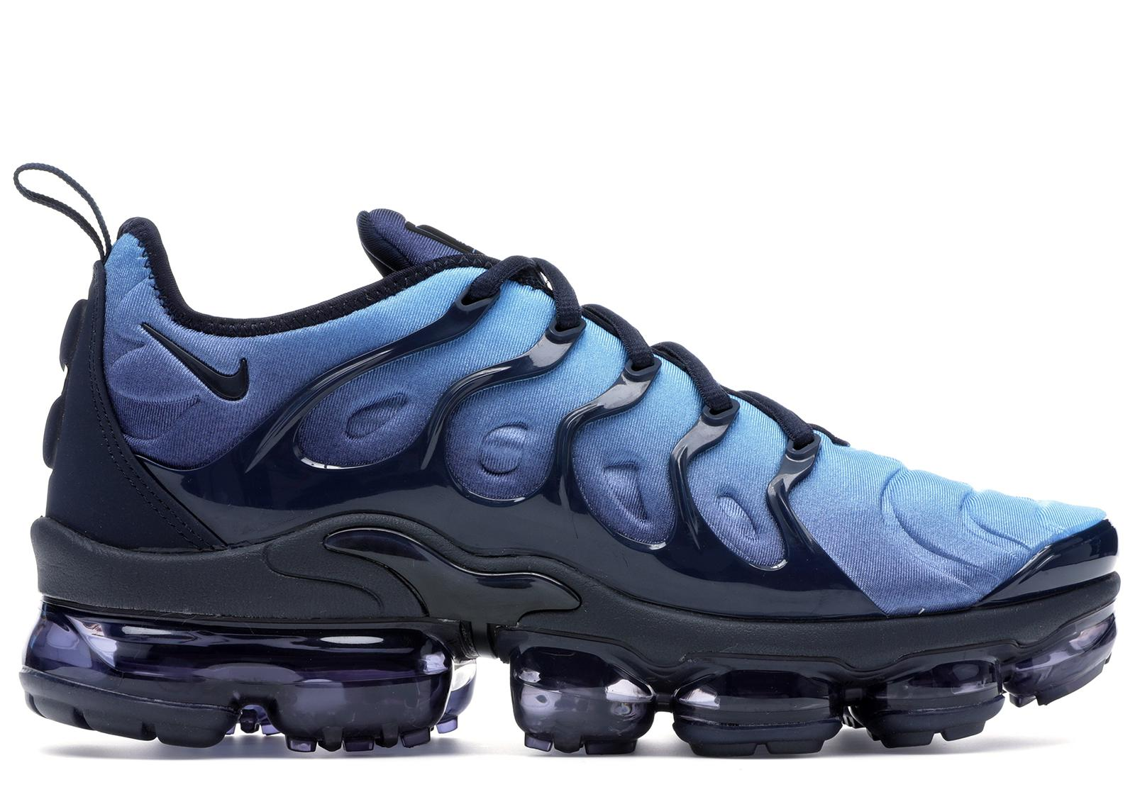 Nike Air Vapormax Plus Obsidian in Blue