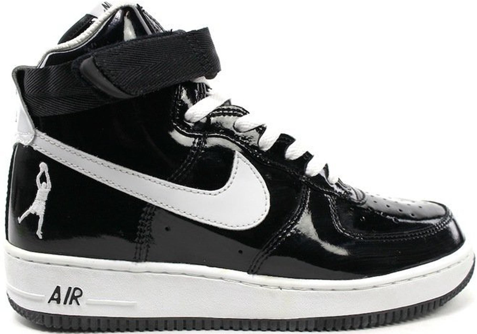 Nike Air Force 1 High Sheed Black