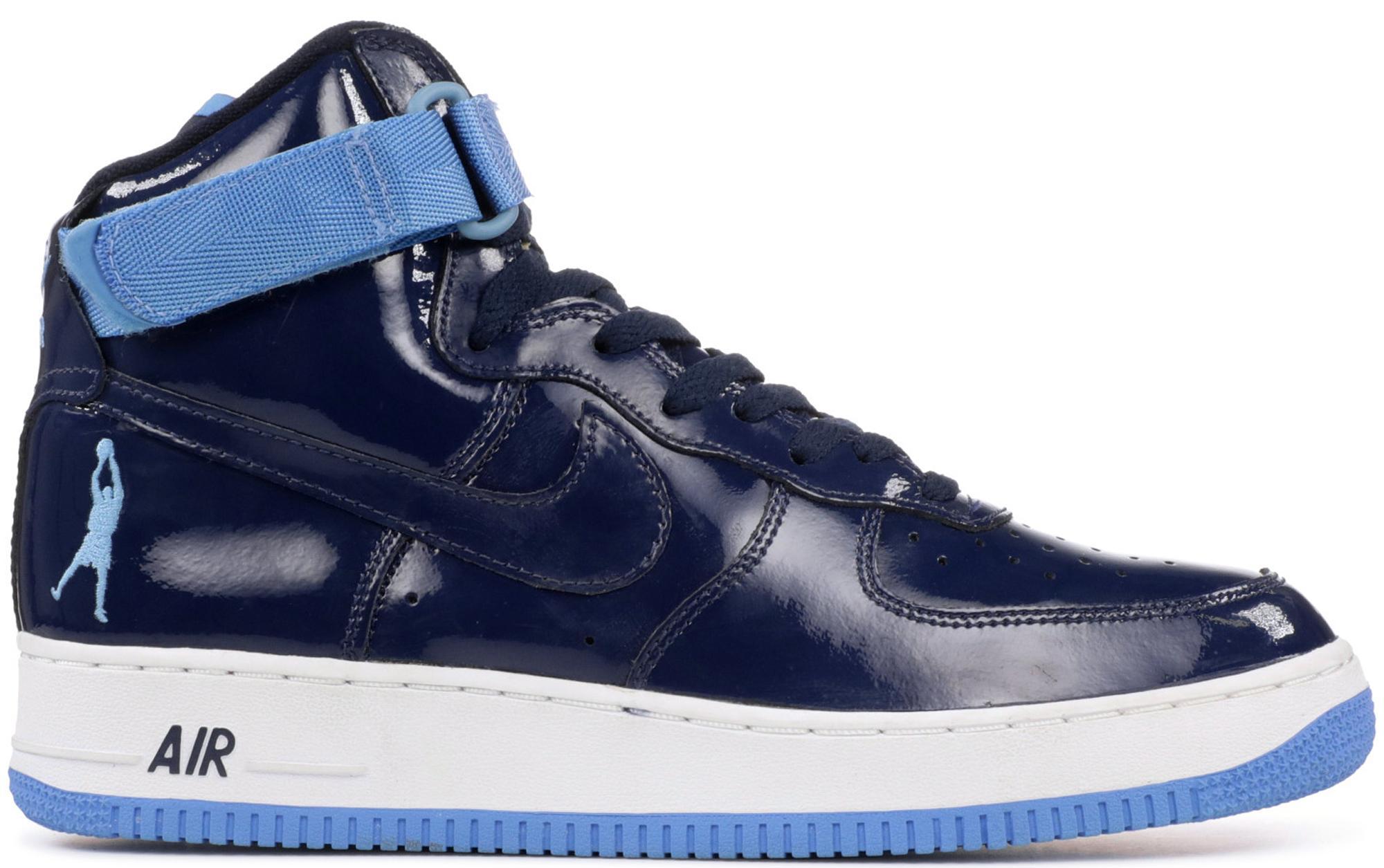 Nike Air Force 1 High Sheed Midnight