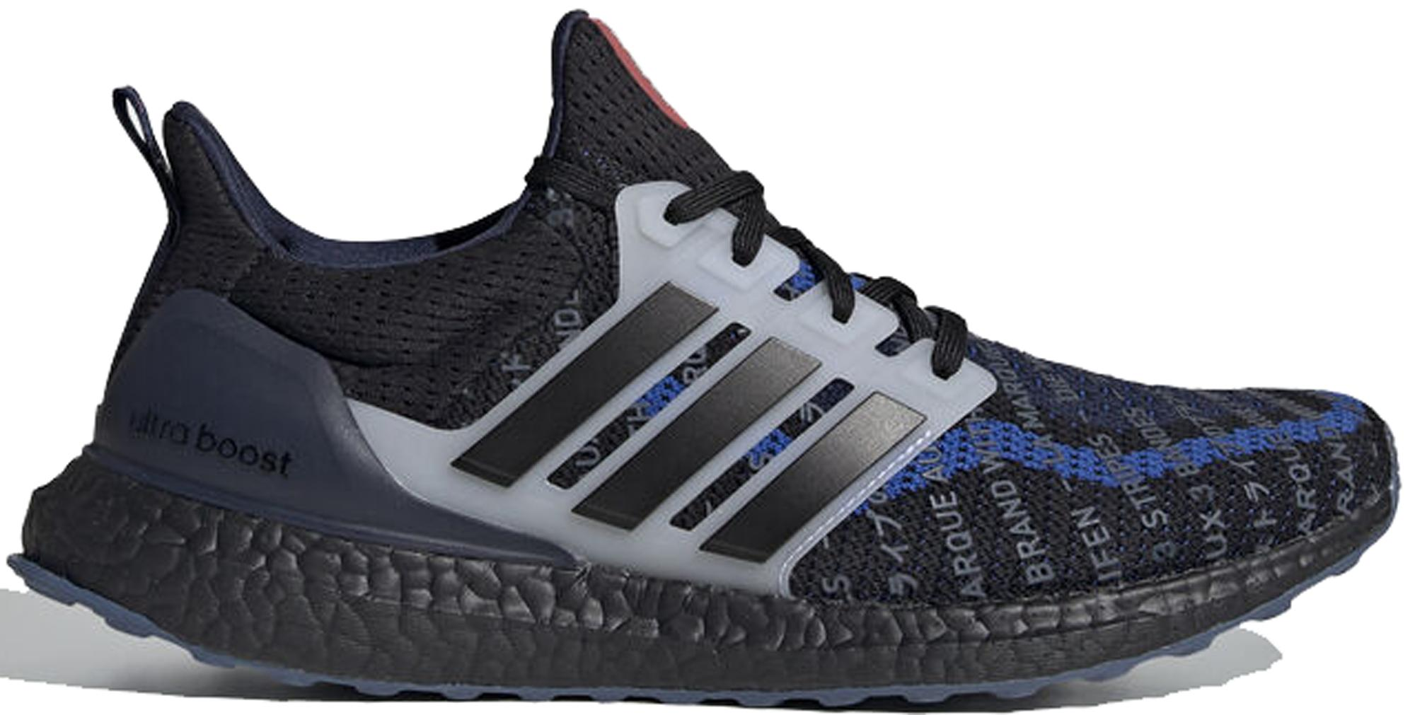 sports shoes 8f602 8f338 Men's Black Ultra Boost 2.0 City Pack Seoul