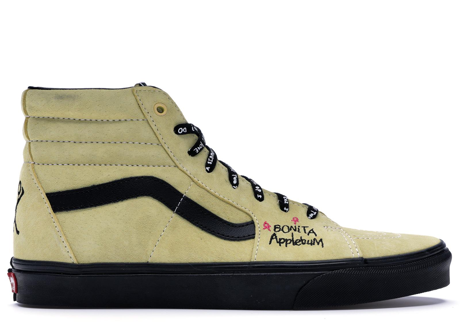 best price latest style 2019 hot sale Men's Sk8-hi A Tribe Called Quest (yellow)