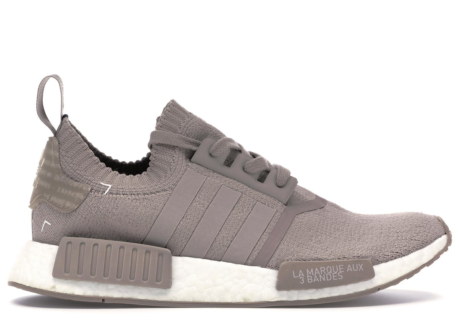 adidas Nmd R1 French Beige in Gray for