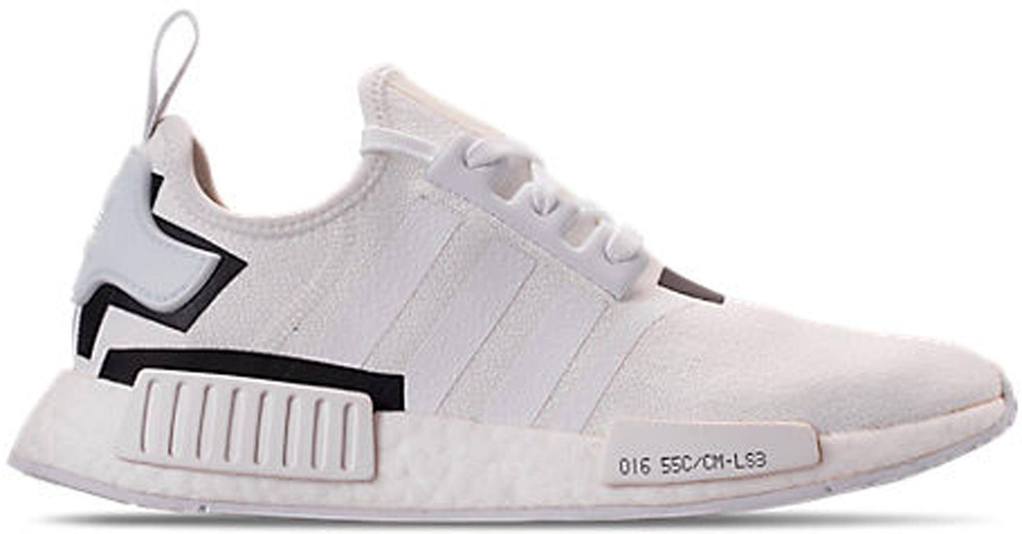 Adidas Nmd R1 Colorblock White Black For Men Lyst