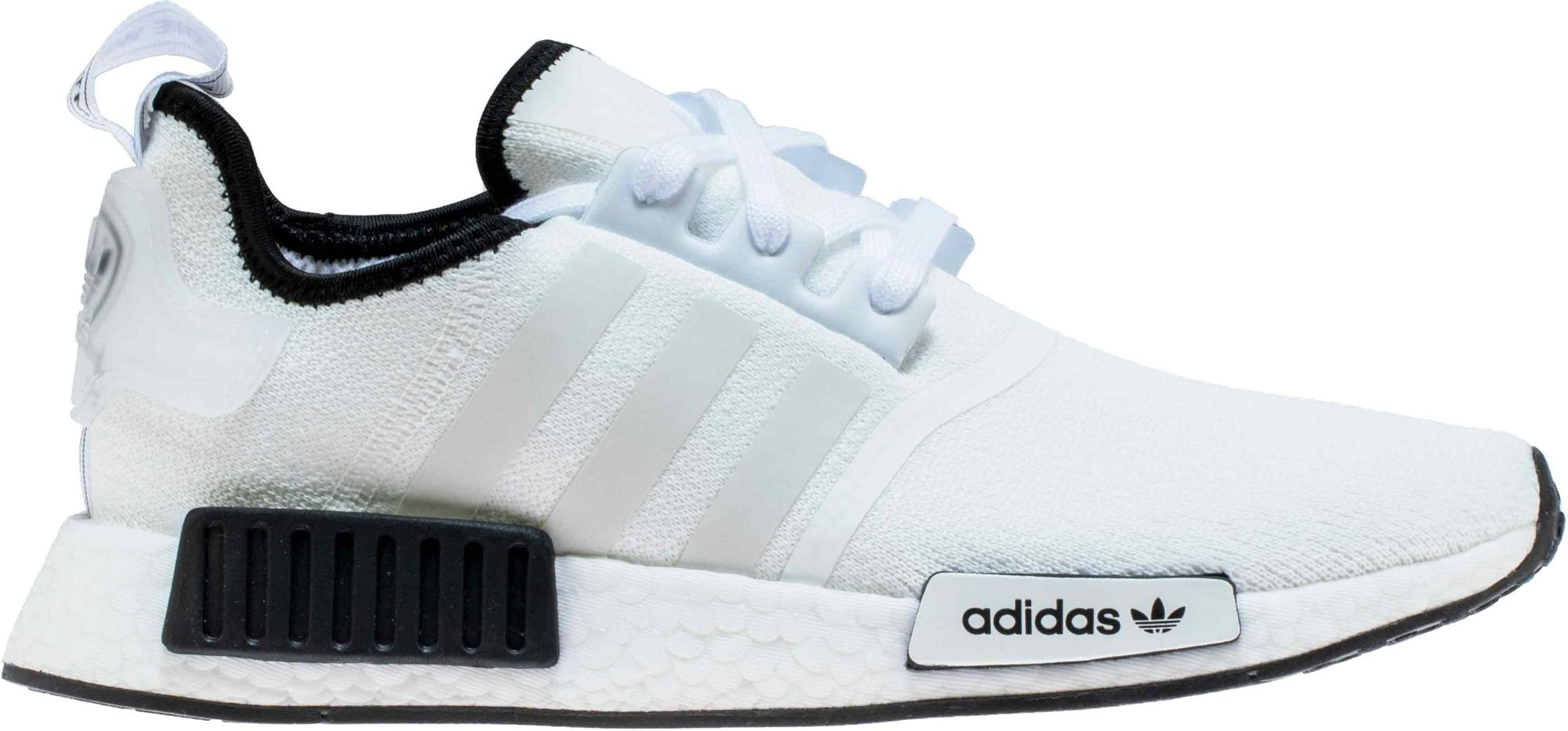 Adidas Nmd R1 Cloud White Core Black For Men Save 13 Lyst