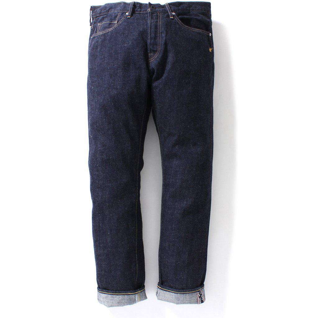 fa9b16c0379e Lyst - A Bathing Ape 1999 Type-02 Denim Pants Pants Indigo in Blue ...