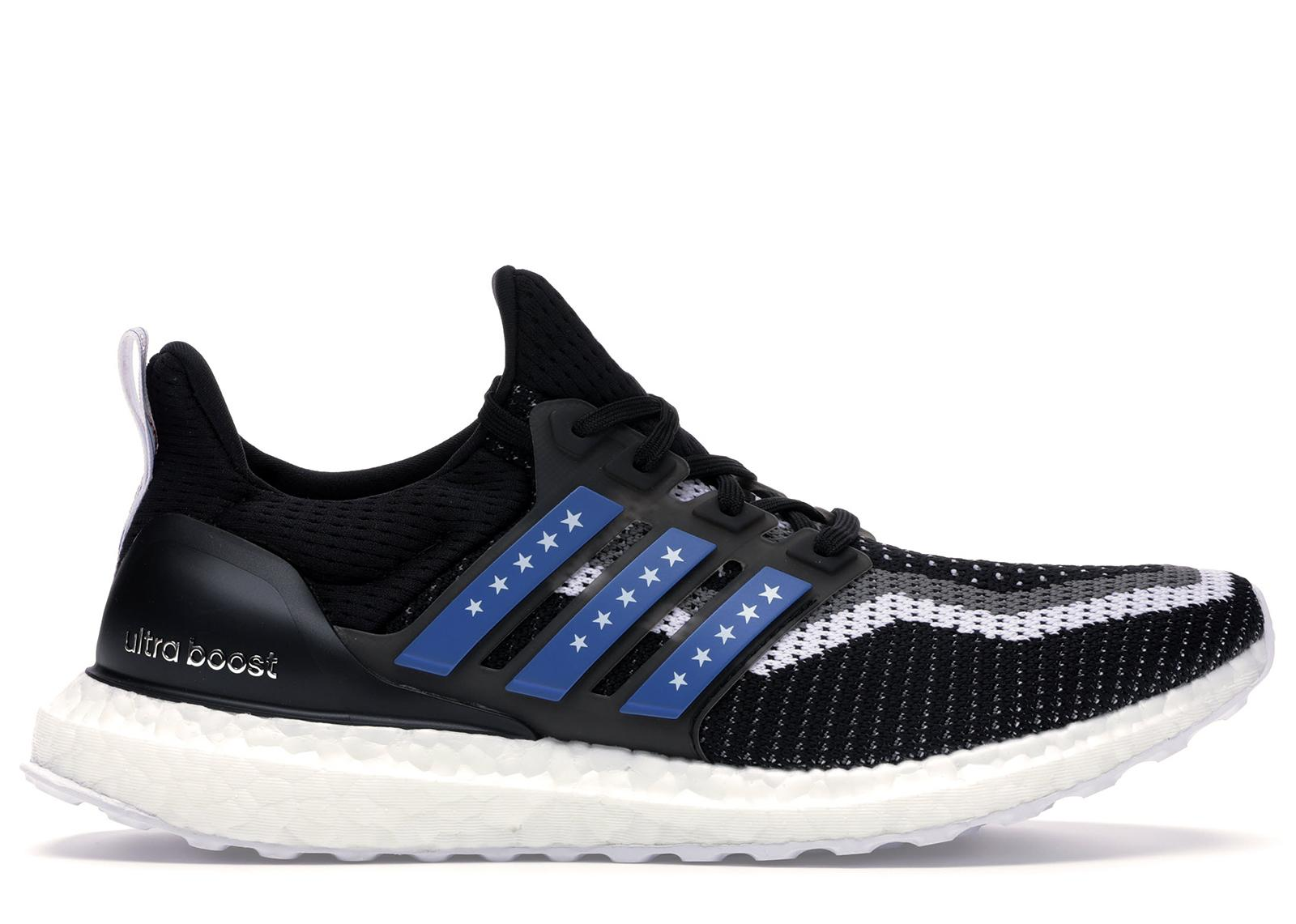 los angeles 75641 4075f Men's Blue Ultra Boost 2 City Stars And Stripes