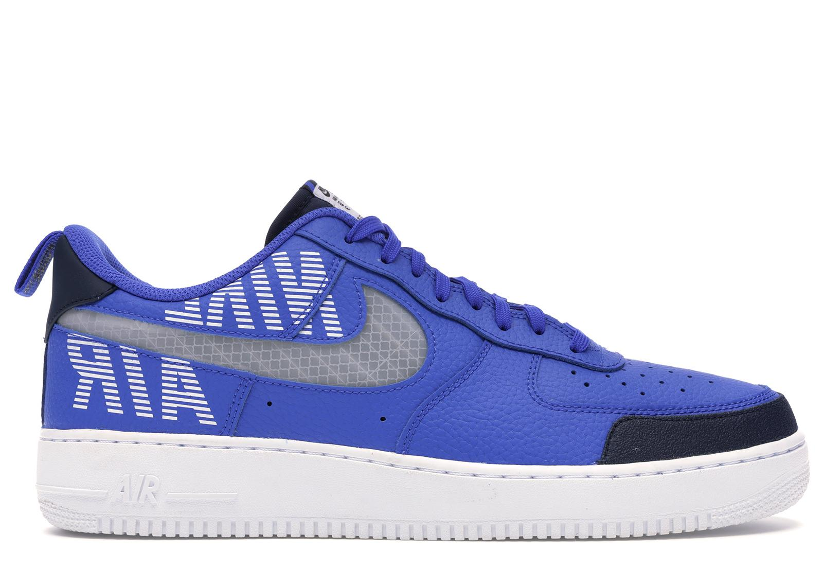 Nike Air Force 1 Low Under Construction Racer Blue for Men - Lyst