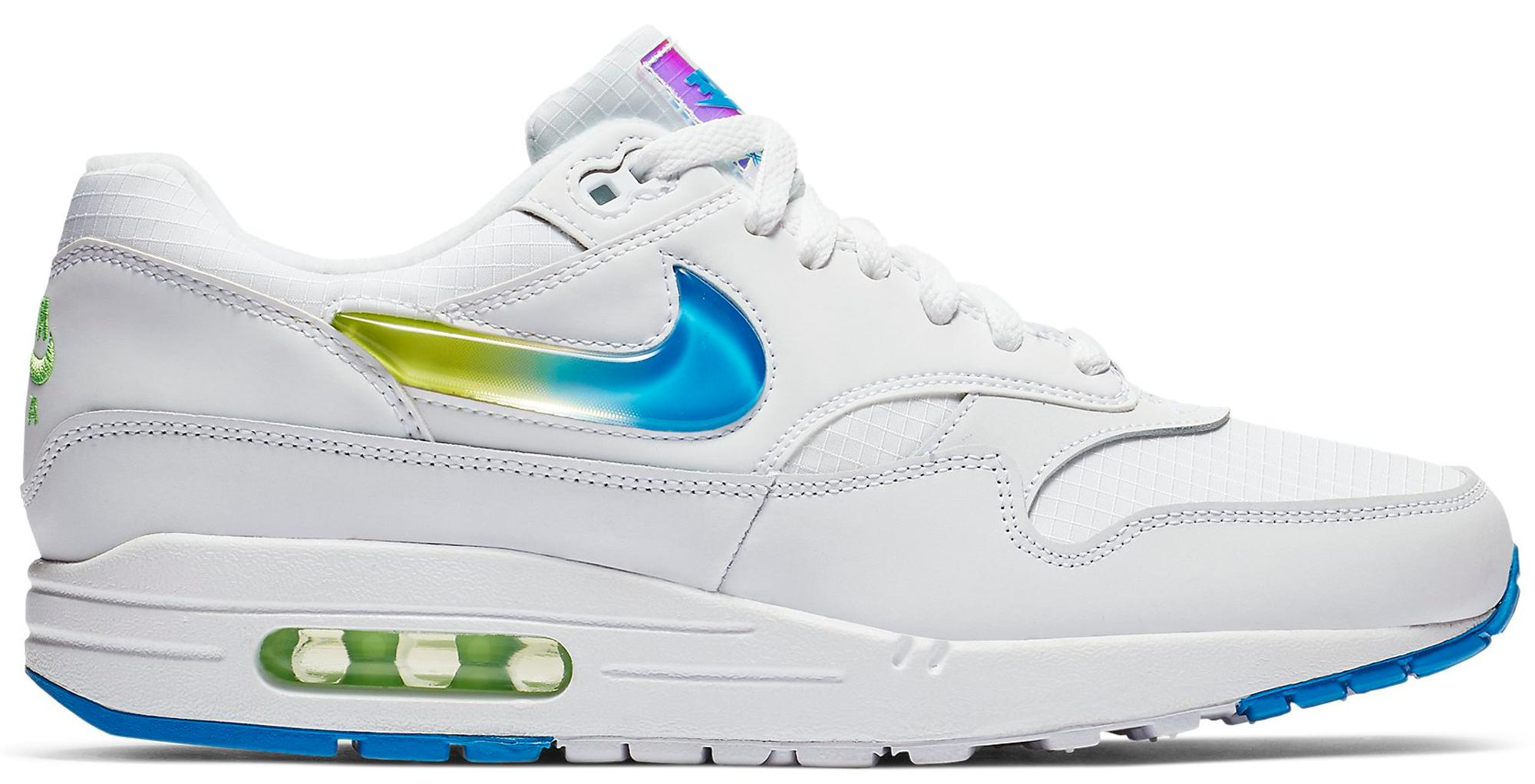Nike Air Max 1 Jelly Jewel White for