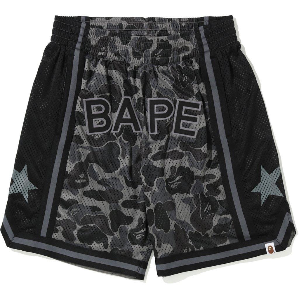 bape champion basketball shorts