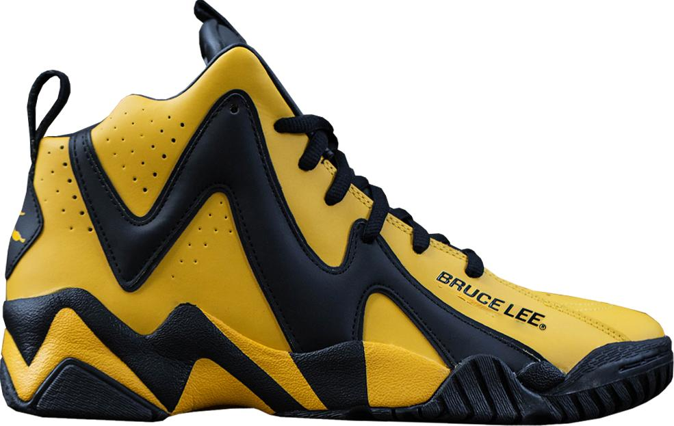 c58f2bc994c15a Lyst - Reebok Kamikaze 2 Bait X Bruce Lee in Yellow for Men