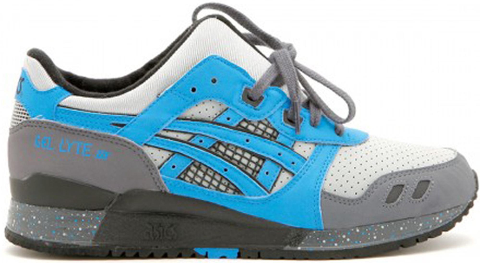 on sale 5a7b7 f6c30 Men's Gel-lyte Iii David Z X Ronnie Fieg Super Blue
