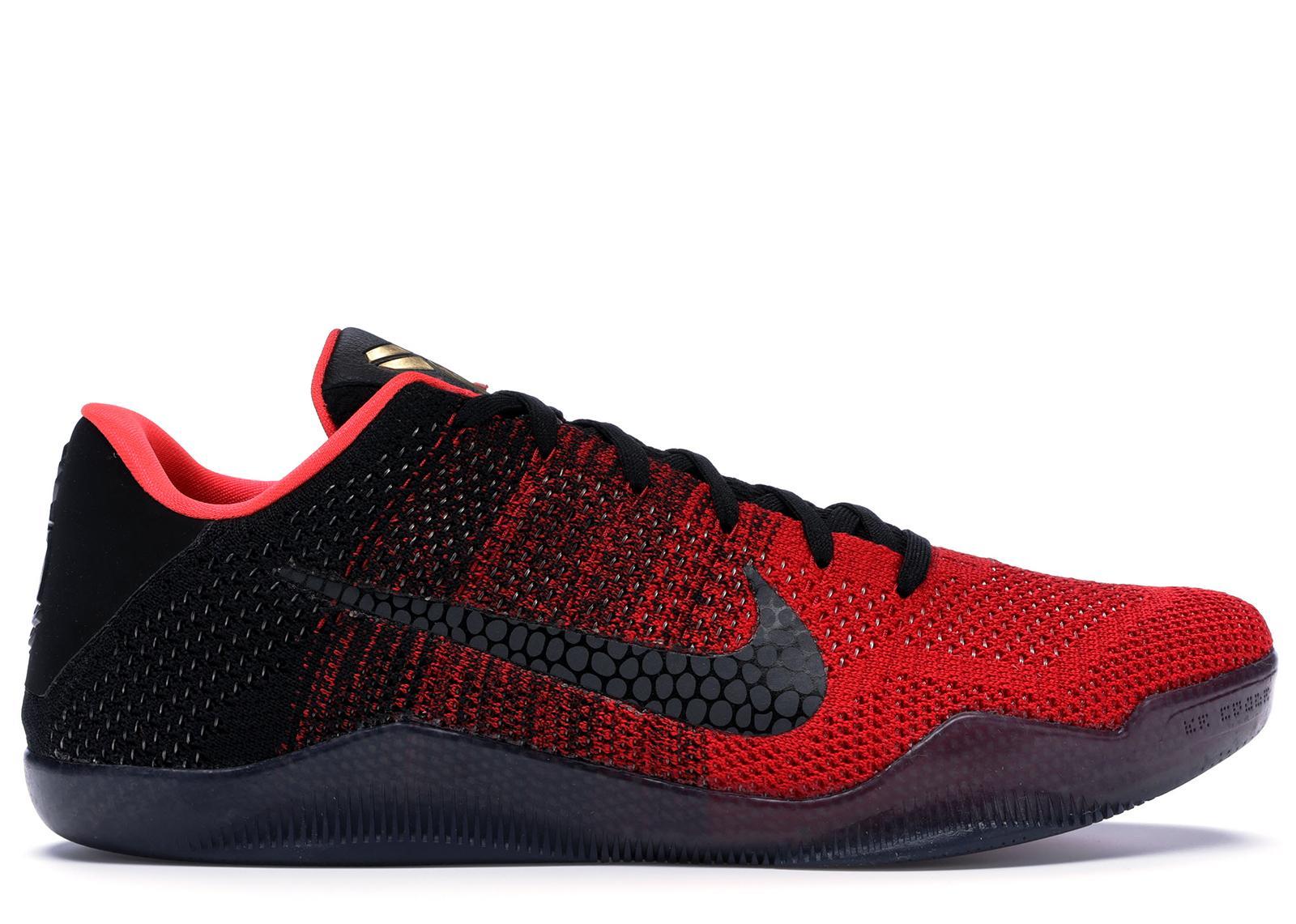 Nike Kobe 11 Elite Low Achilles Heel in