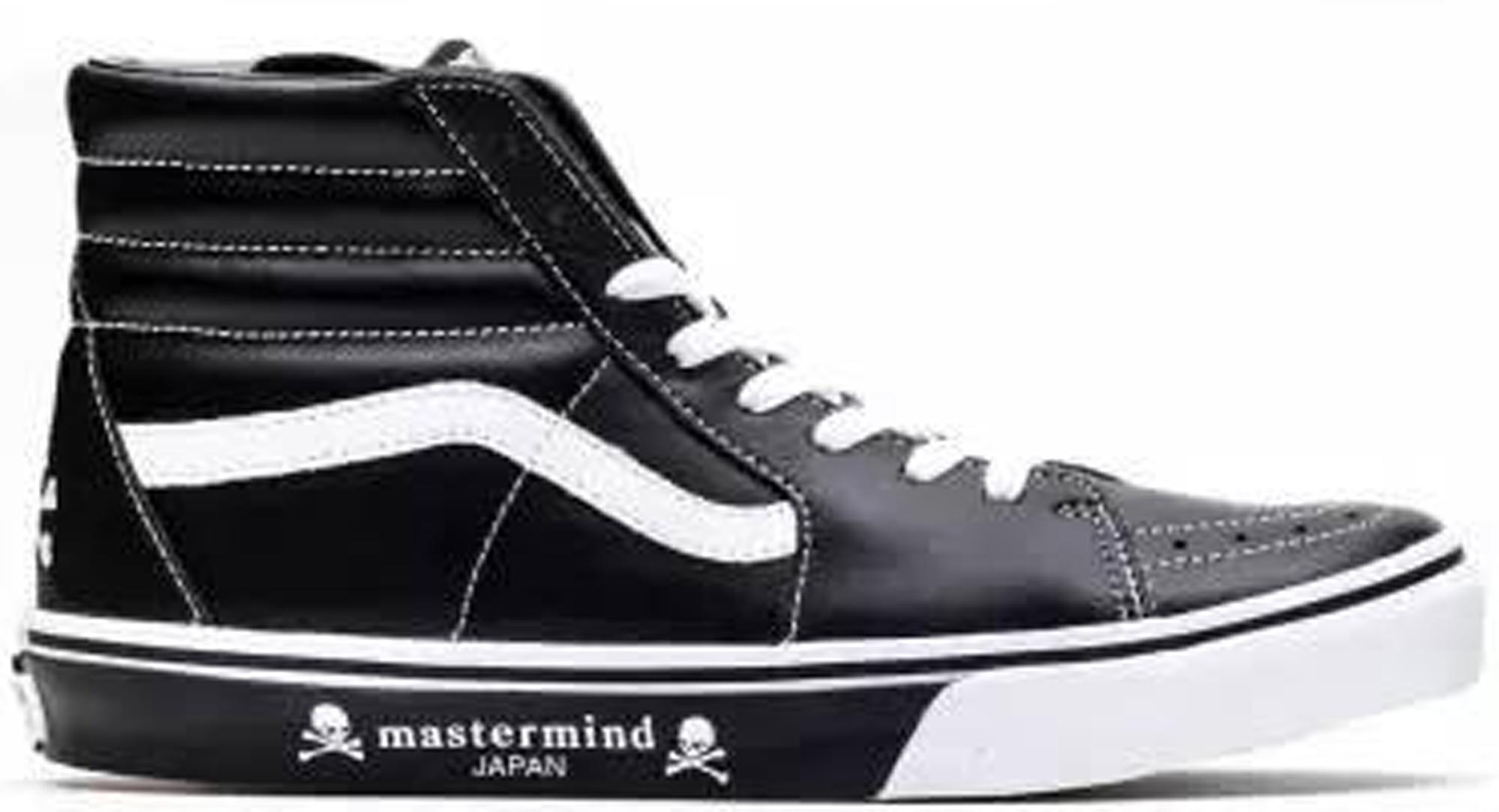 52637a7b8b853d Lyst - Vans Sk8-hi Mastermind for Men