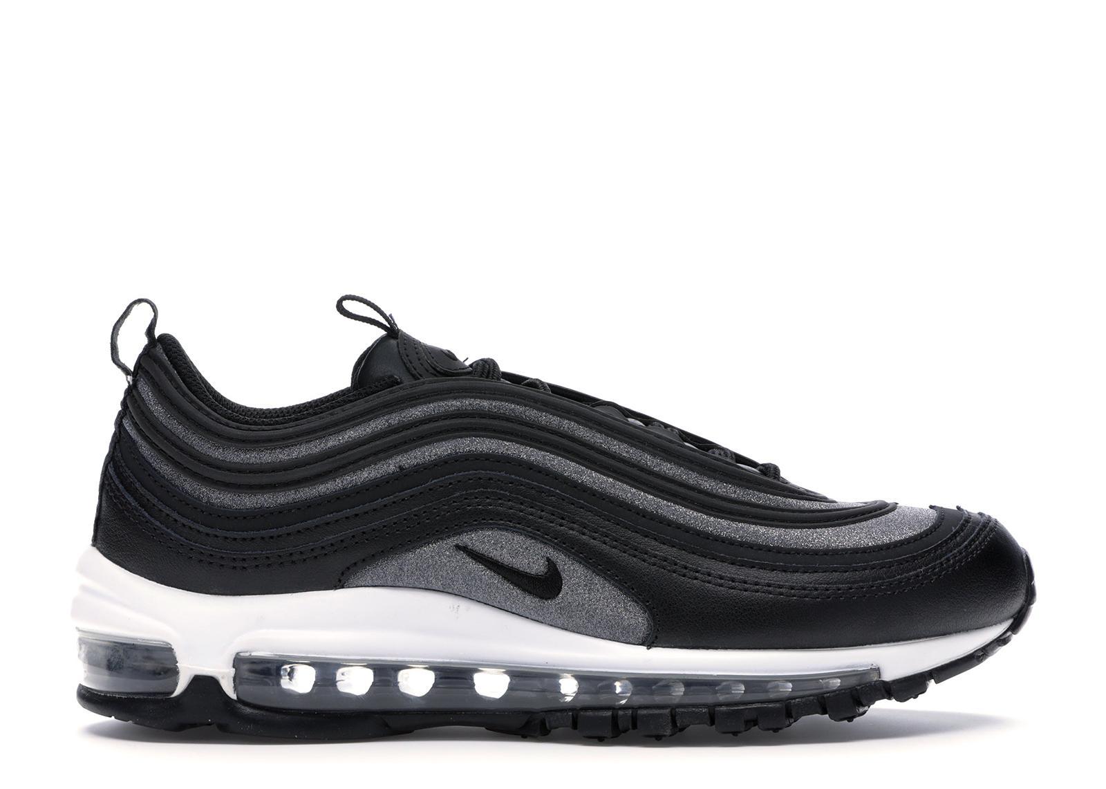 Nike Air Max 97 Glitter Black (w) - Lyst
