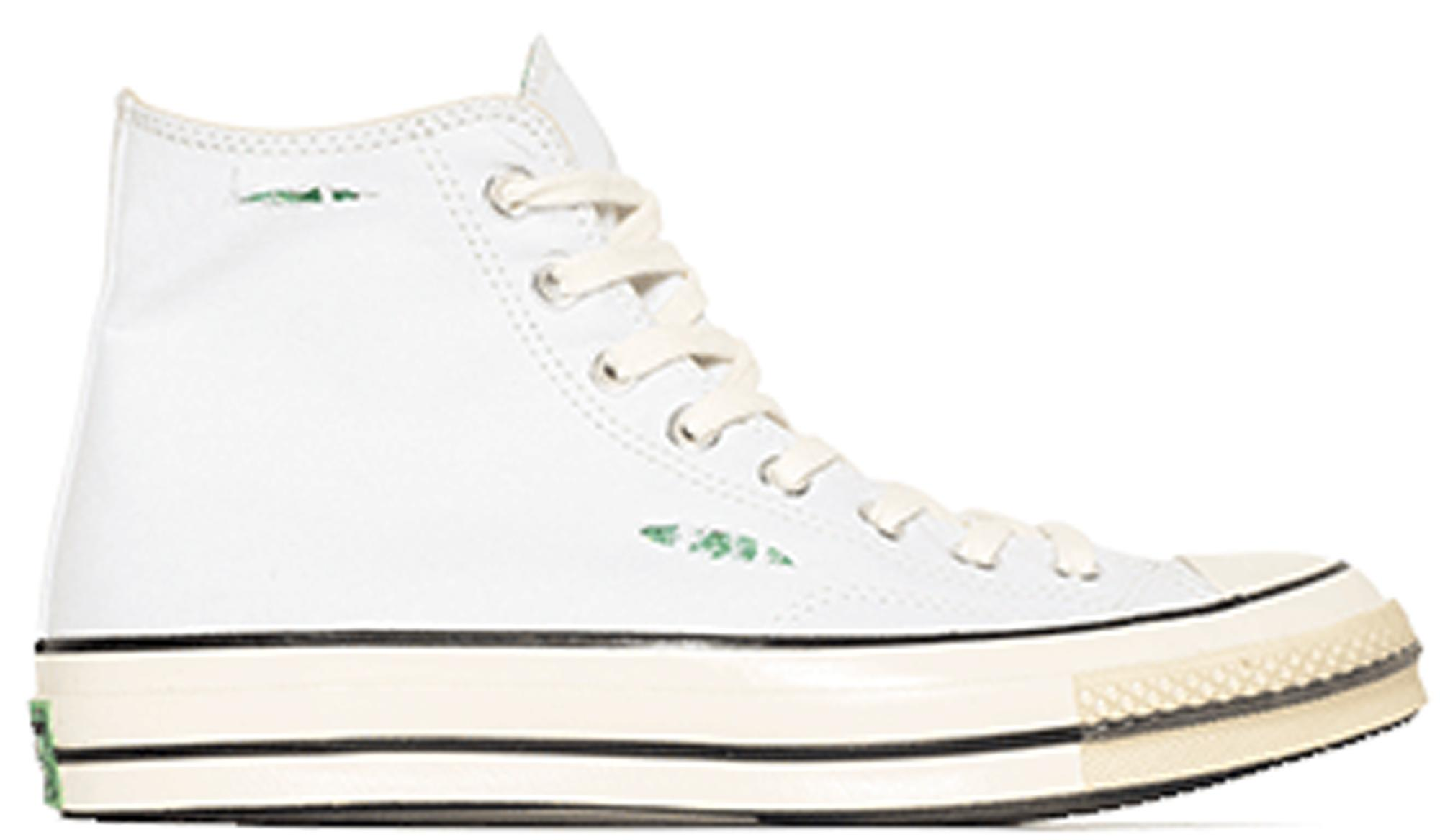 Men's Chuck Taylor All star 70s Hi Dr. Woo Wear To Reveal White