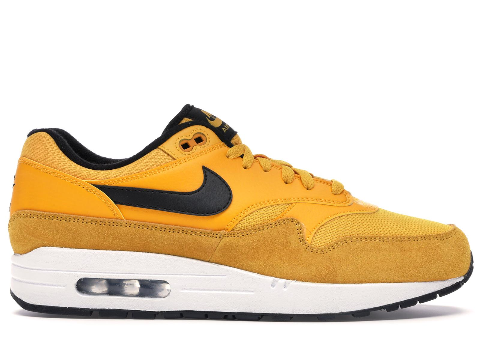Nike Air Max 1 University Gold in