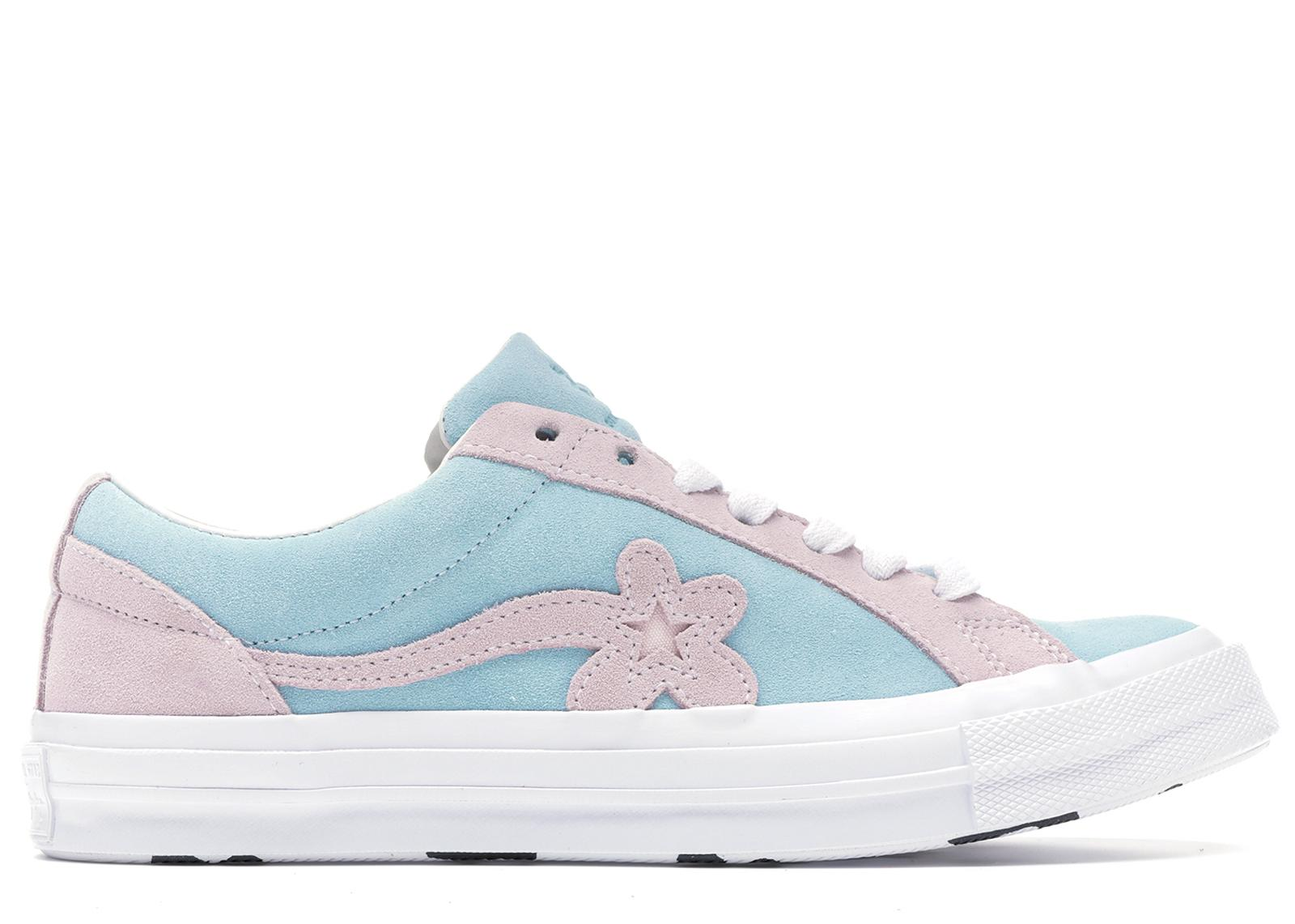 One Star Ox Tyler The Creator Golf Le Fleur Light Blue Pink
