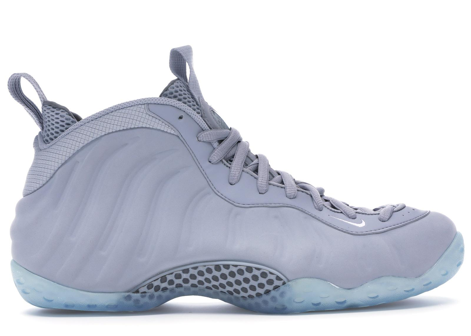 lowest price 7ab06 b16c4 Men's Air Foamposite One Wolf Gray Suede