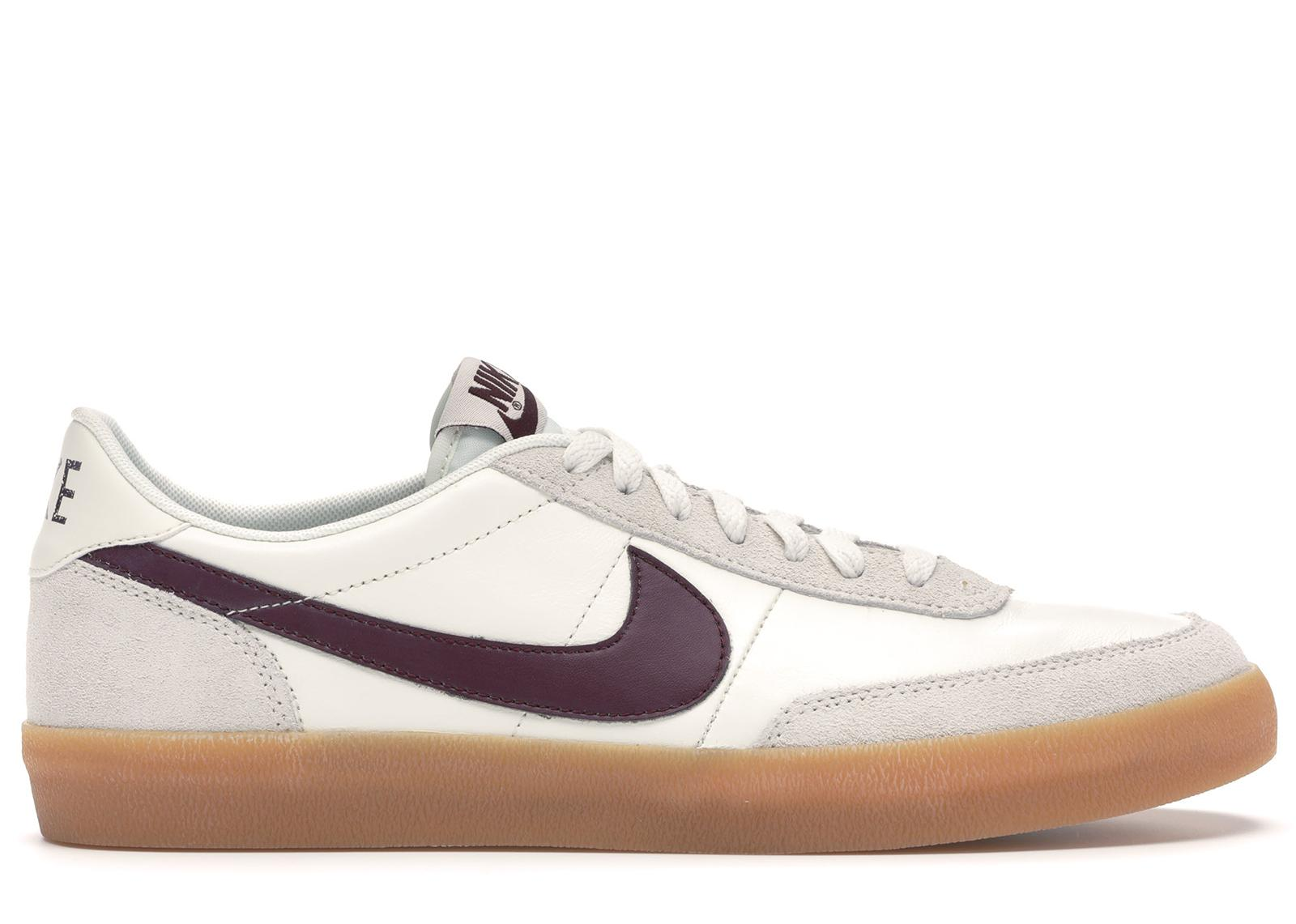 Nike Killshot 2 Night Maroon in White