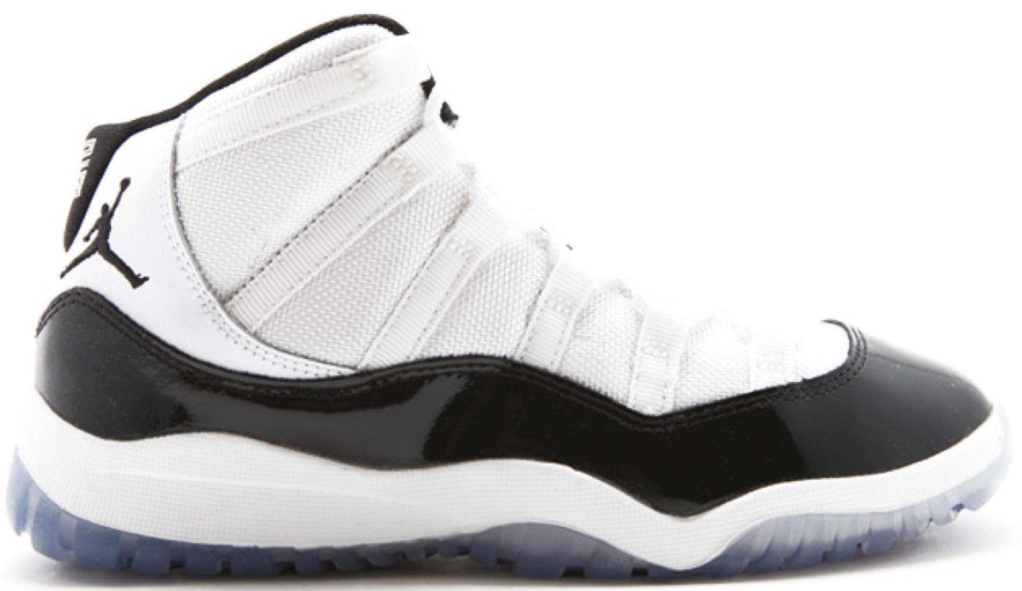 e58d1d875c4a74 Lyst - Nike 11 Retro Concord 2011 (ps) in White for Men