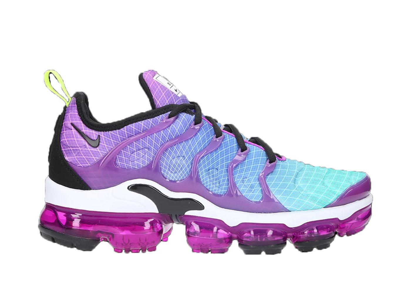nike air vapormax plus women's purple