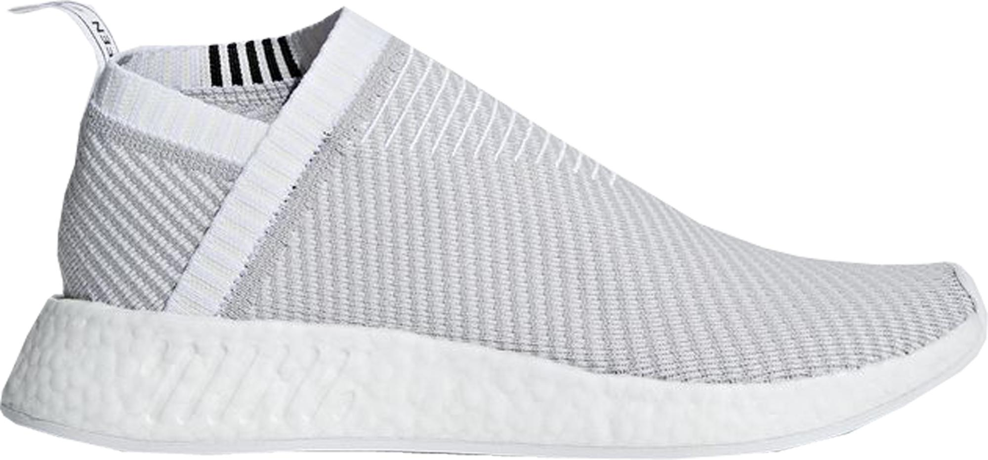adidas Nmd Cs2 Cloud White Grey Two in