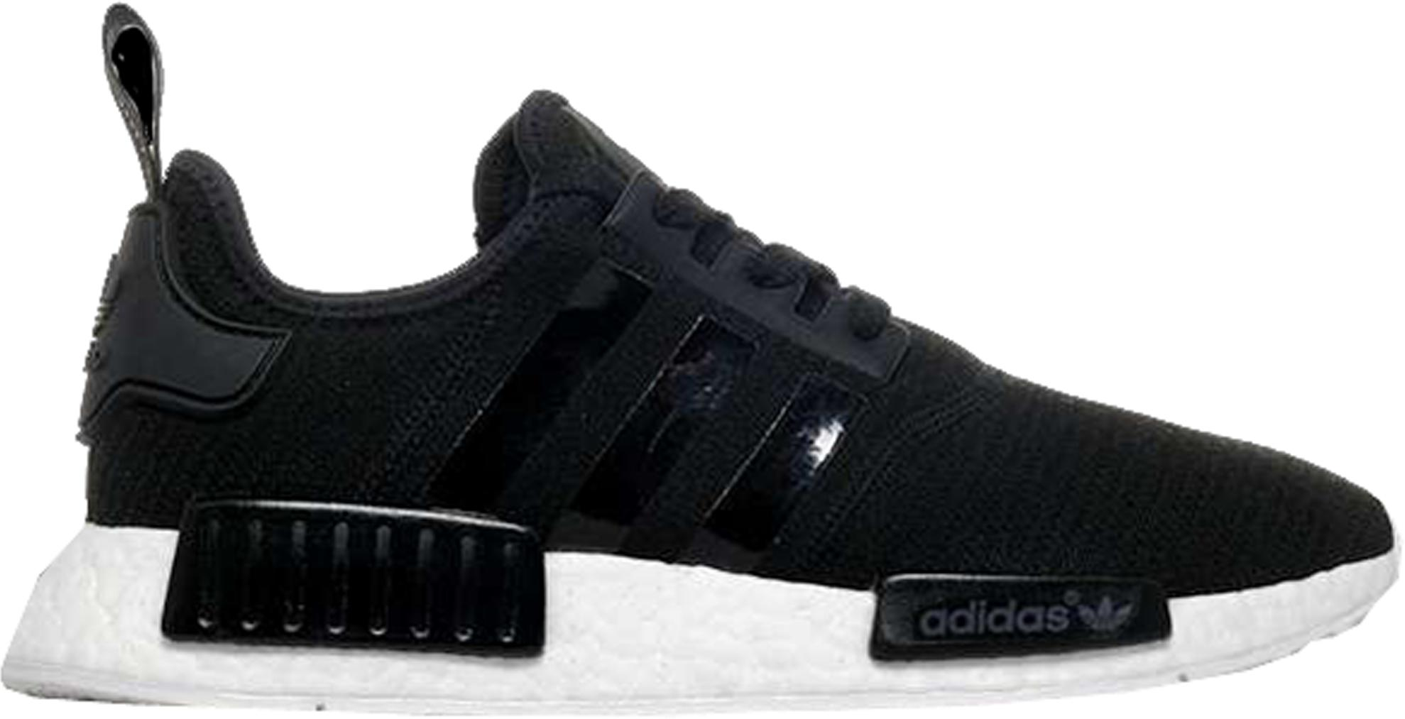 official photos 79197 bcaae Women's Nmd R1 Core Black White Rose Gold (w)