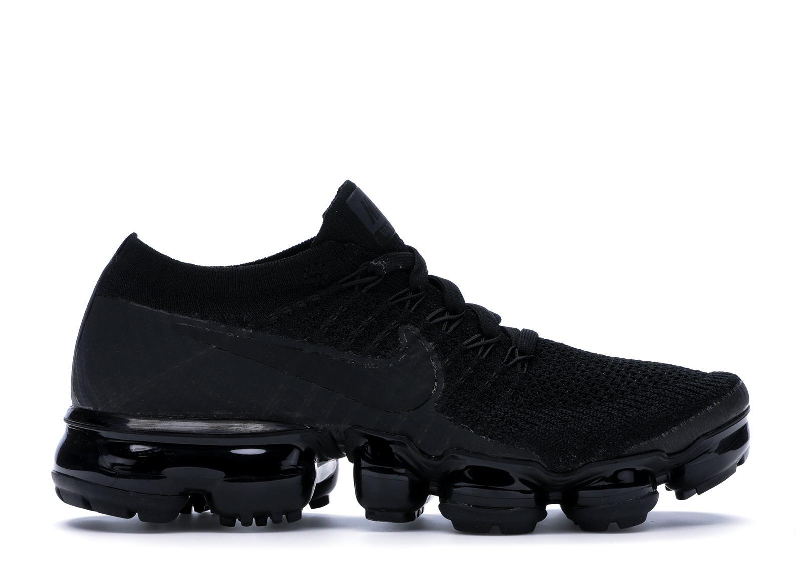 Nike Air Vapormax Triple Noir (w) in