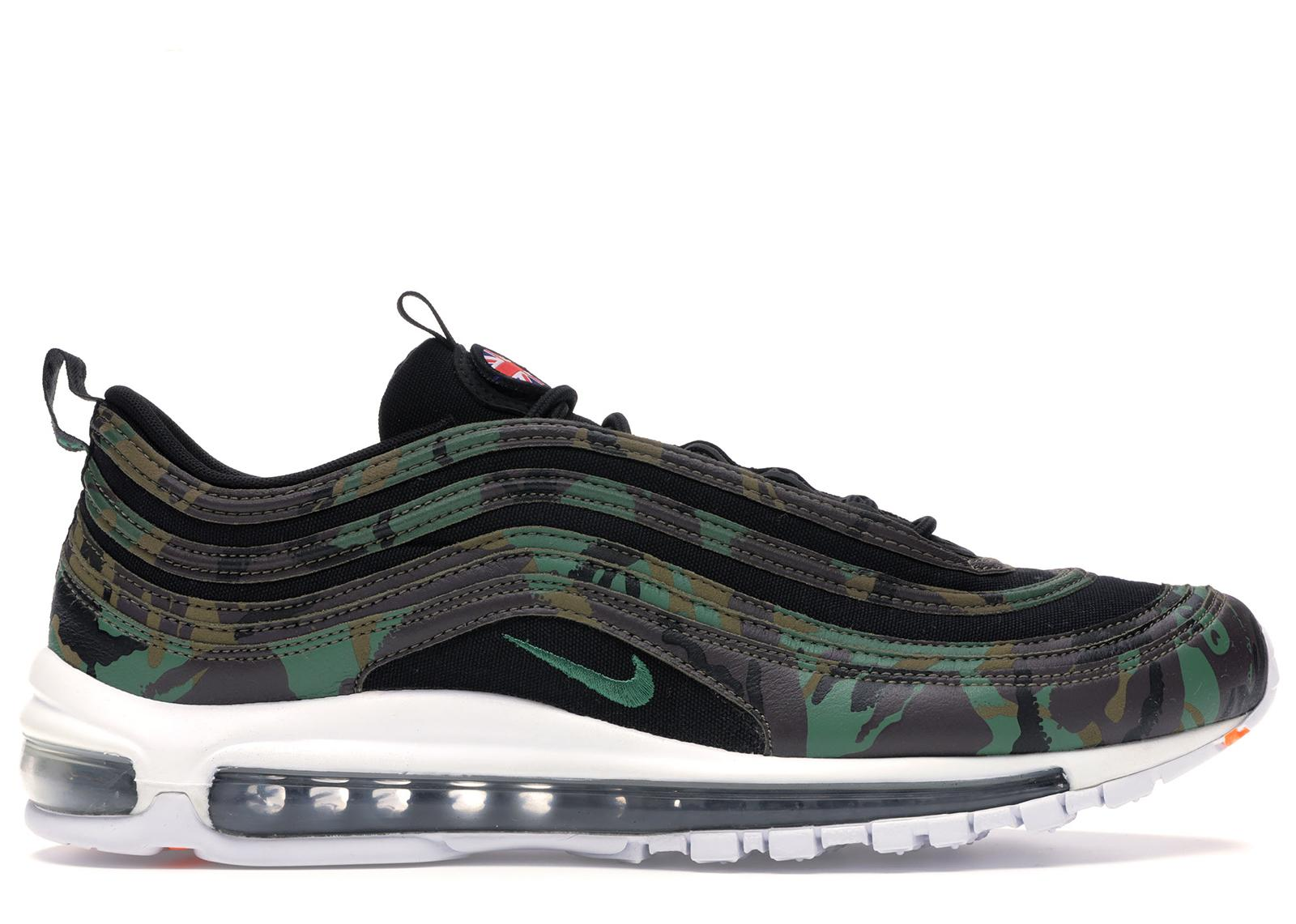 Nike Air Max 97 Country Camo (uk) in