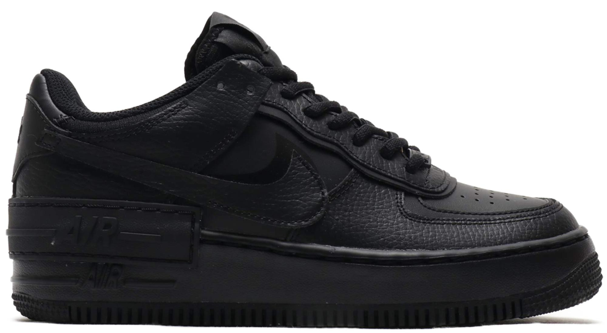 Nike Leather Air Force 1 Low Sneaker in