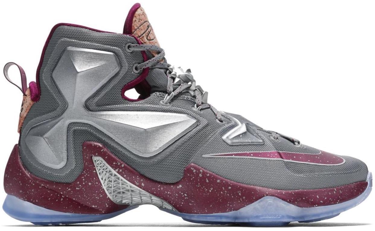 Nike Lebron 13 Opening Night in Gray
