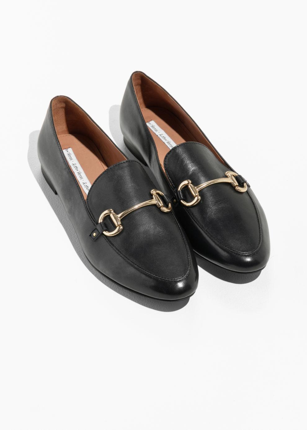 & OTHER STORIES Slip On Loafers QgdUYK5
