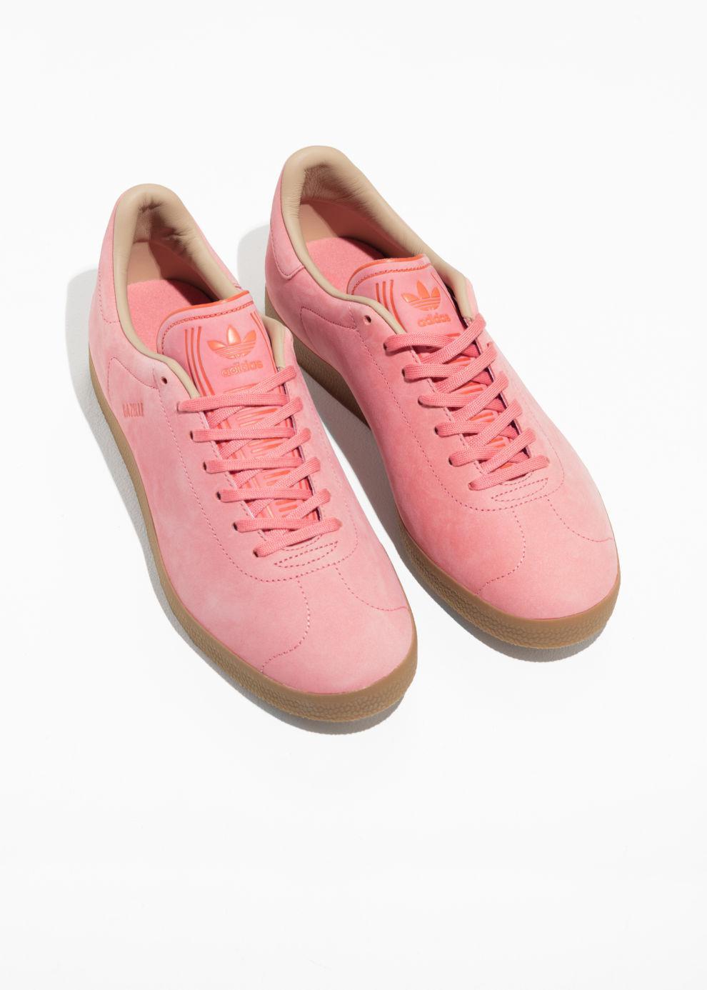 lyst & altre storie adidas gazzella decontaminazione in rosa