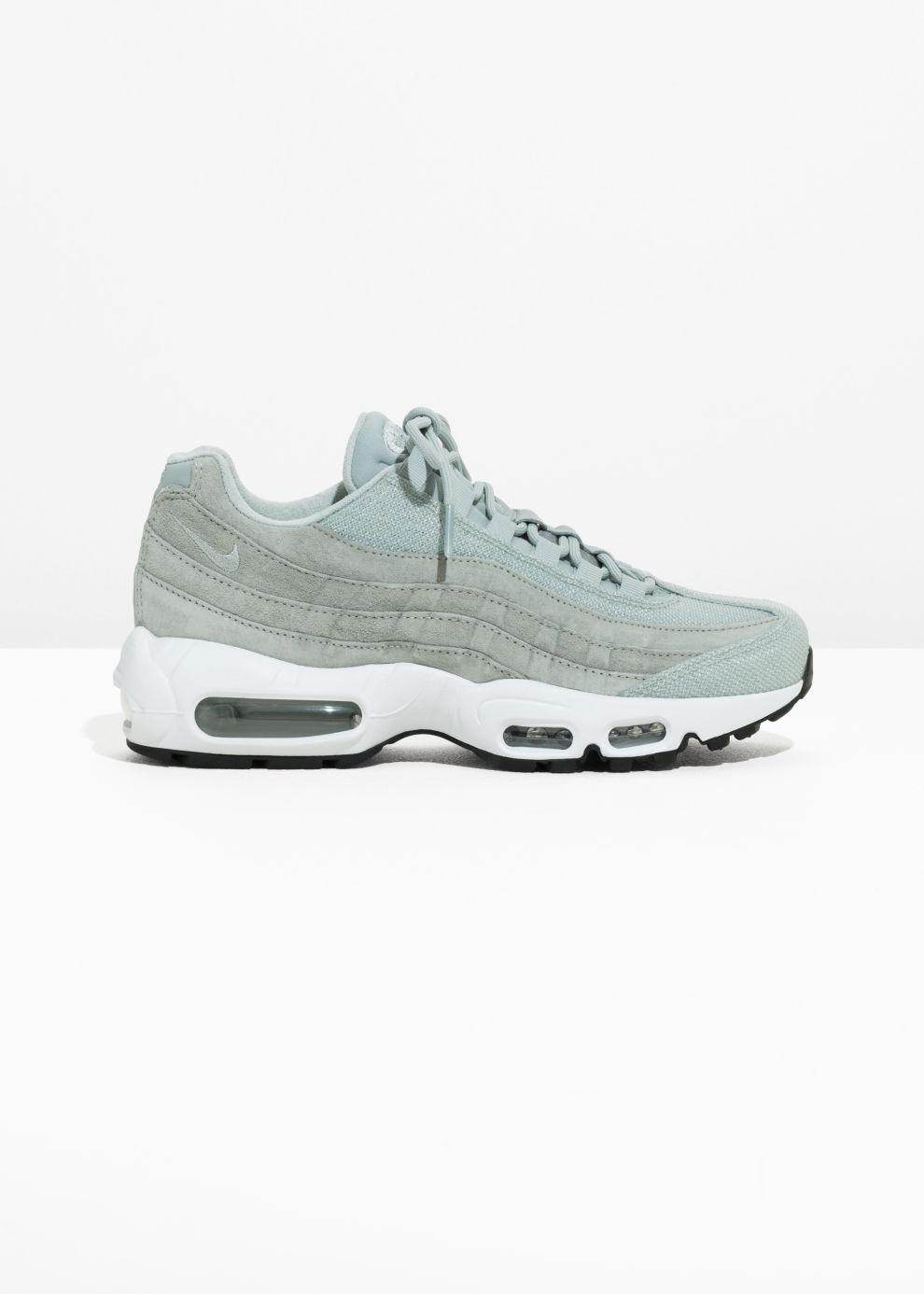 & Other Stories Rubber Nike Air Max 95 Prm in Green Lyst