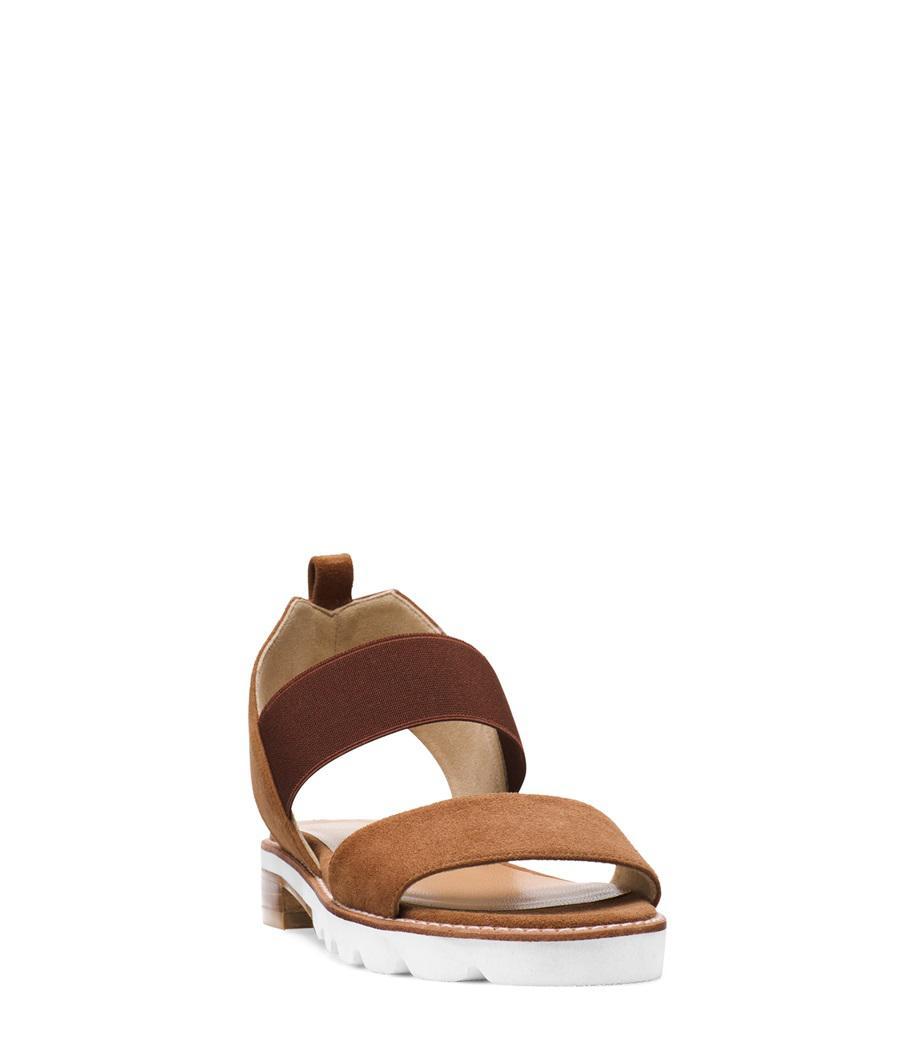 stuart weitzman topical sandal