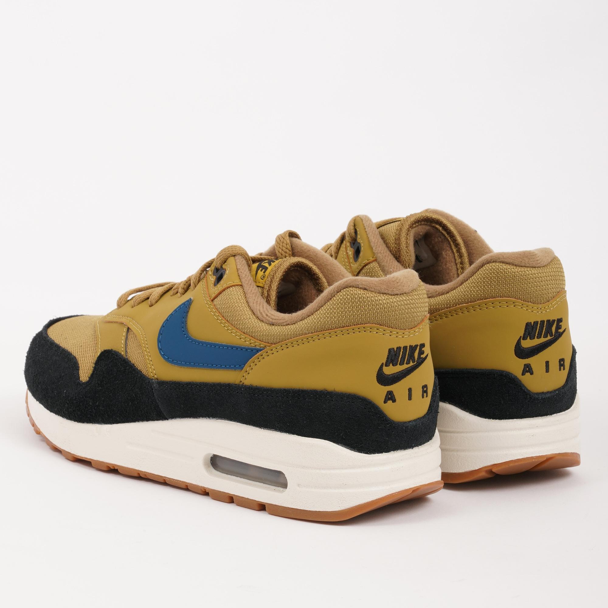 c288d251f Nike Air Max 1 - Golden Moss, Blue Force & Black for Men - Lyst