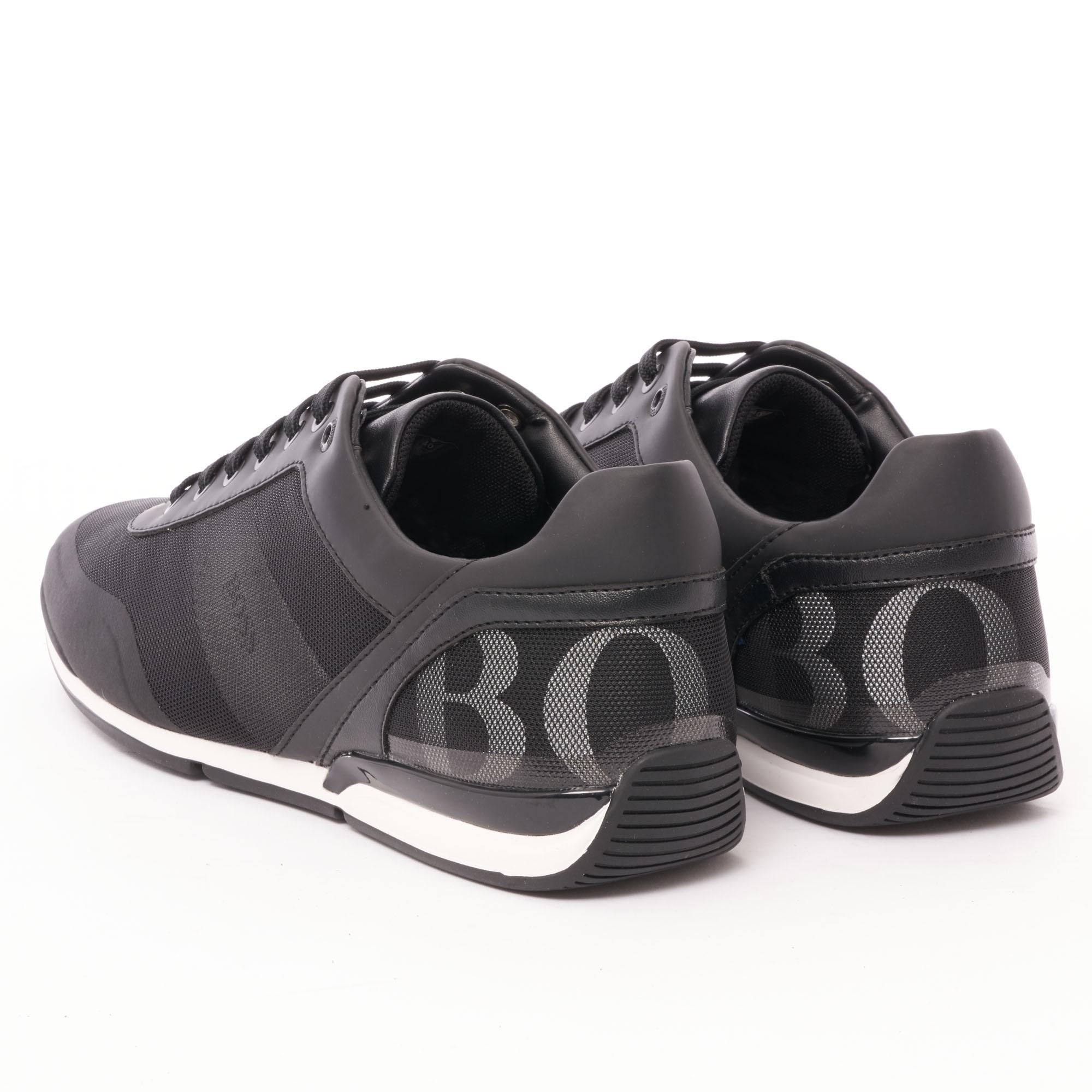 latest novel style look out for Saturn Low Act 3 Sneakers - Black