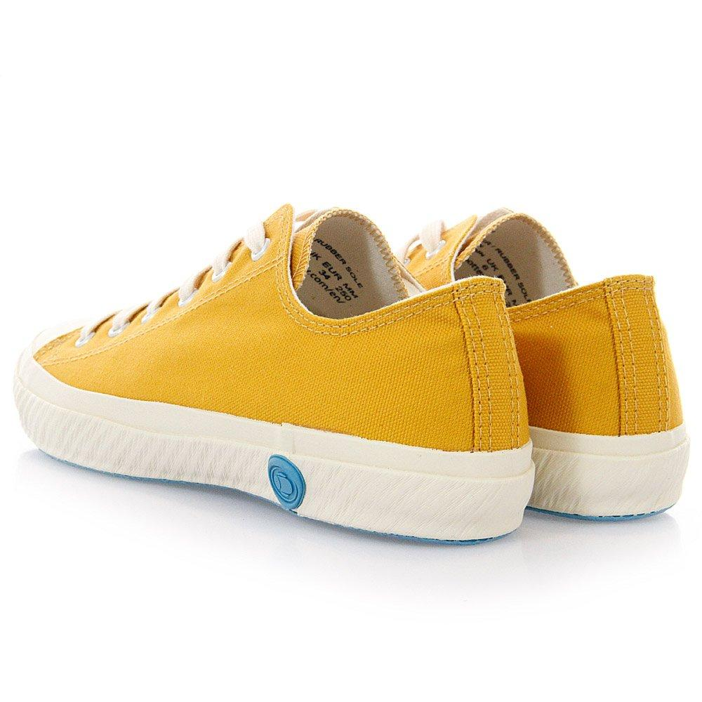 Shoes Like Pottery Mustard Yellow Canvas Shoes Lyst