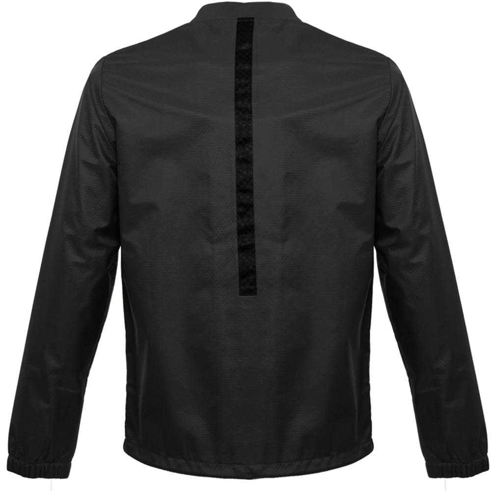 Nike Synthetic Court Black Jacket 810145 for Men