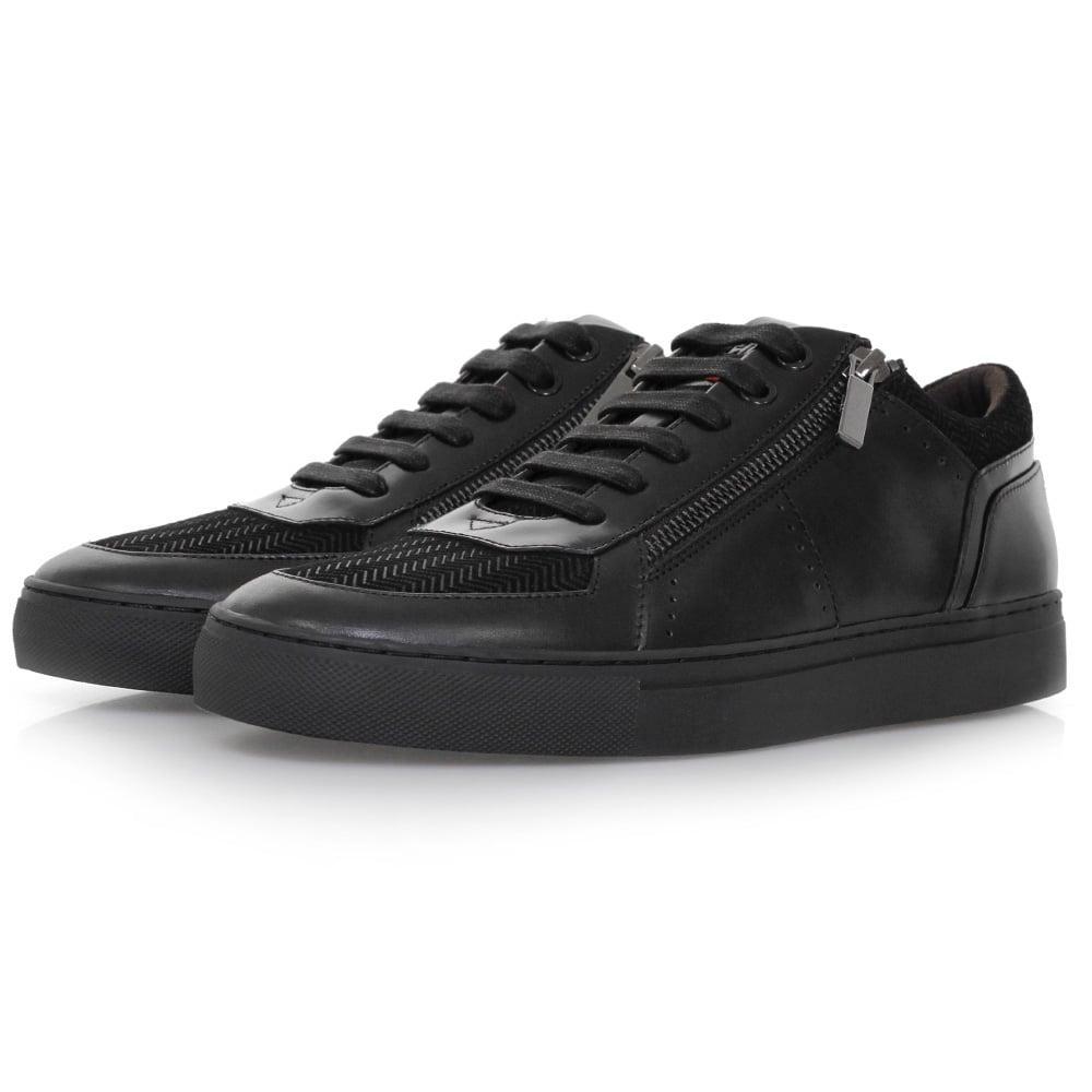 Hugo Boss Futurism Tenn Black Shoes