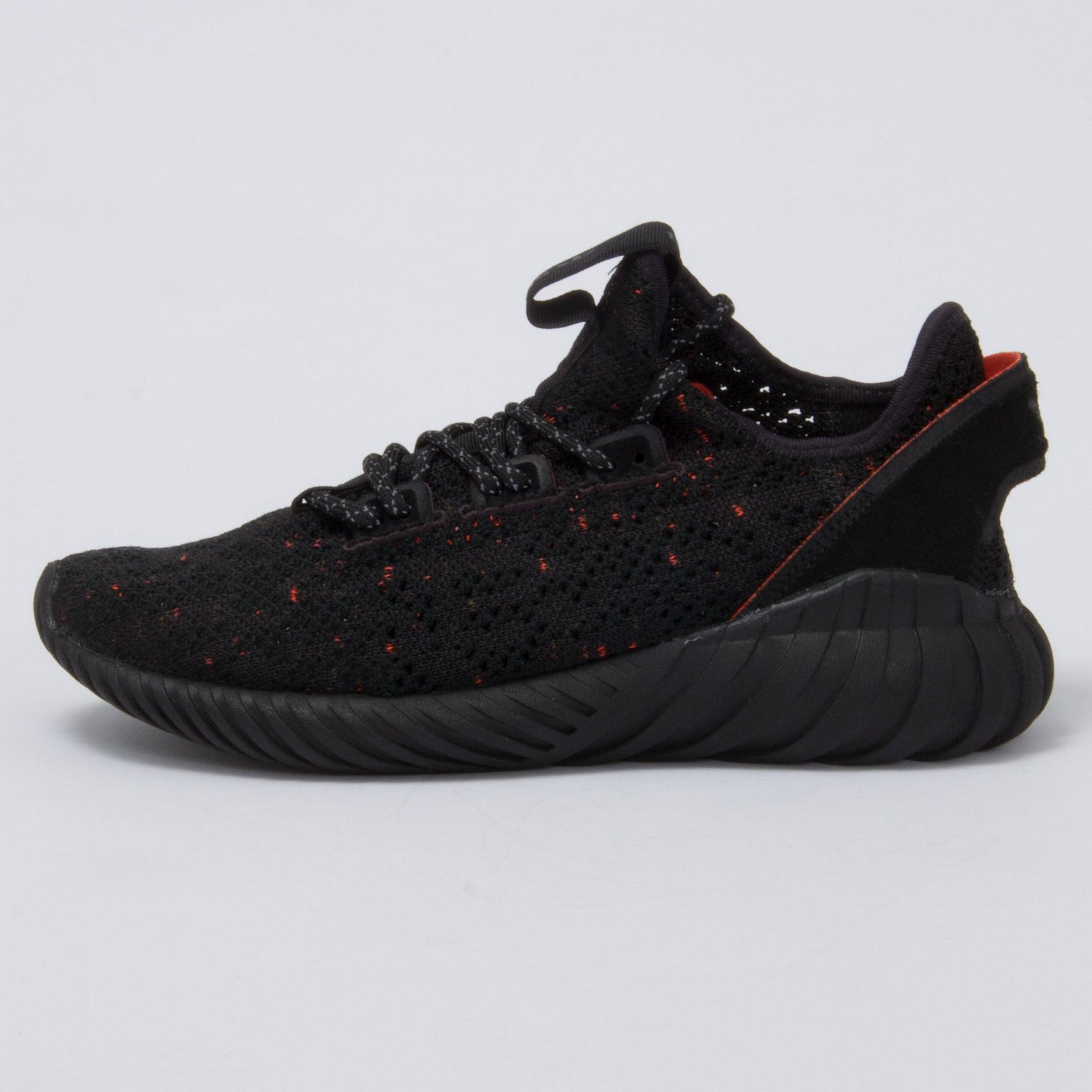 finest selection c4f89 16785 Lyst - adidas Originals Core Black Tubular Doom Sock Primekn