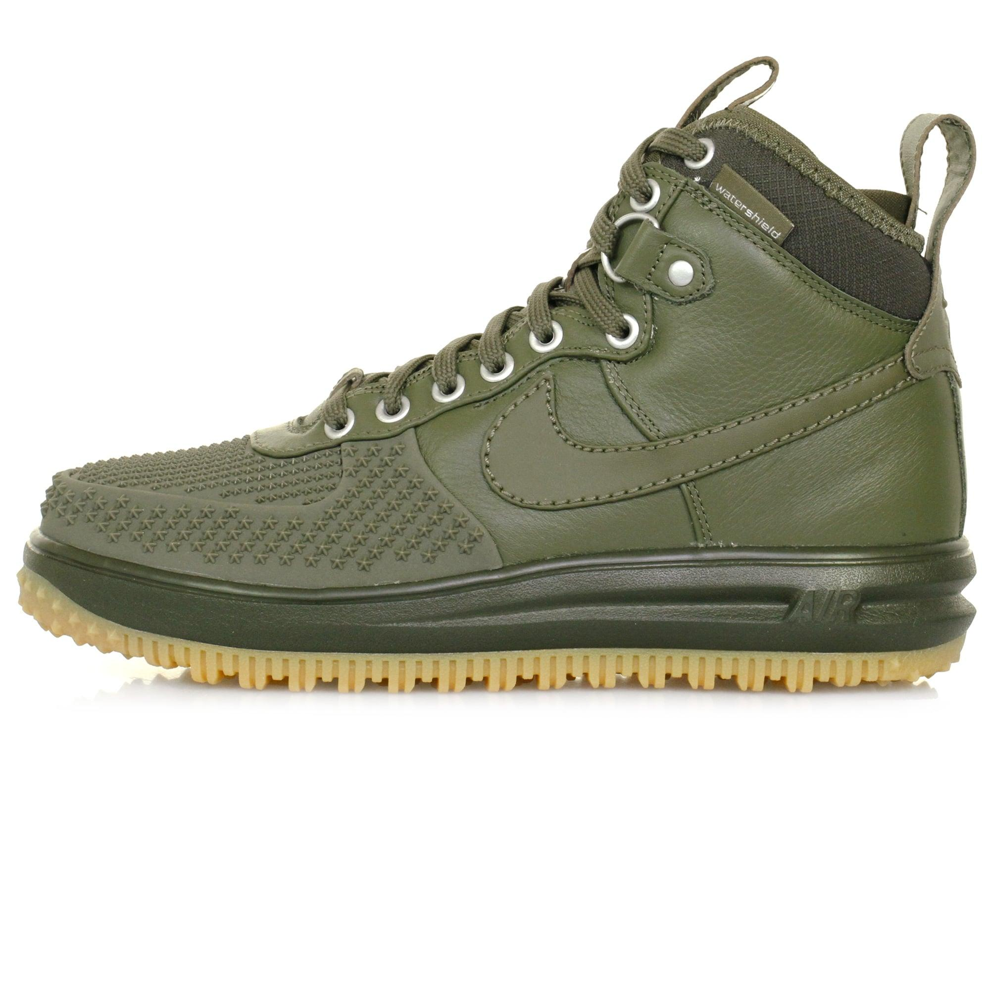 sports shoes 6f9e9 5d179 Nike Lunar Force 1 Duckboot Medium Olive Boot 805899201 for Men - Lyst